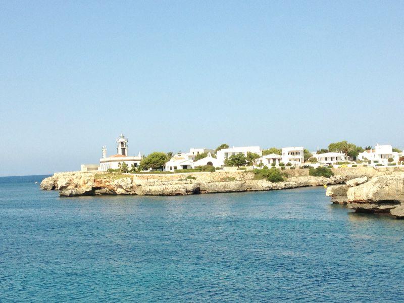 Menorca är lugnare än Mallorca .